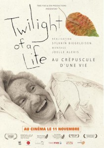 twilight of a life poster