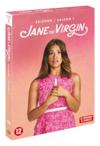 jane the virgin dvd