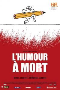 l humour a mort poster