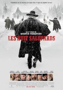 les huit salopards poster