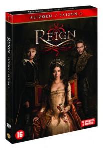 reign dvd