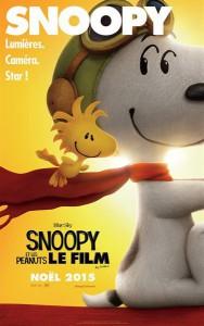 snoopy et les peanuts poster