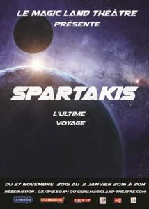 spartakis affiche