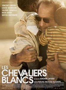 les chevaliers blancs poster