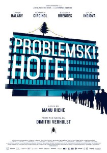 problemski hotel poster