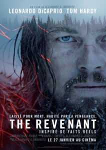 FOX THE REVENANT poster A4.indd