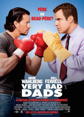 very bad dads poster
