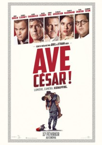 ave cesar poster