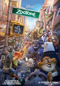 zootopie poster