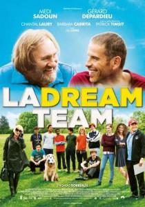 la dream team poster