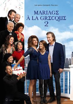 mariage a la grecque poster