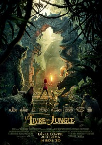 le livre de la jungle poster