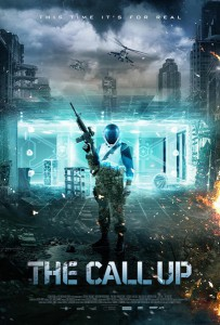 the call up affiche