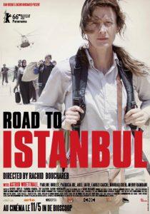 la route d'istanbul poster