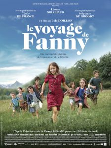 le voyage de fanny poster