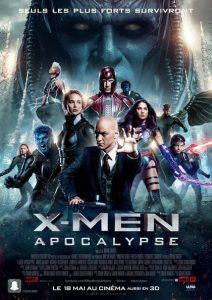 x men apocalypse poster