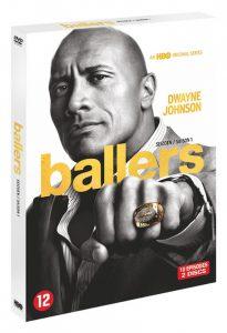 ballers dvd