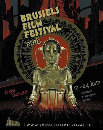 brussels film festival 2016 affiche