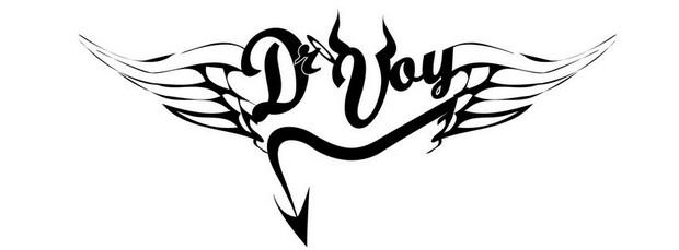 dr voy logo