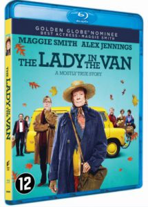 the lady in the van bd
