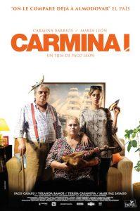 carmina poster