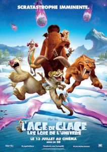 ice age 5 poster