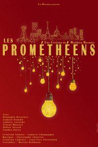 les prometheens affiche