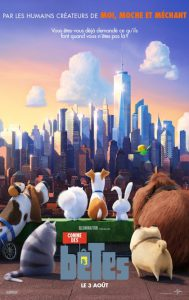 the secret life of pets affiche