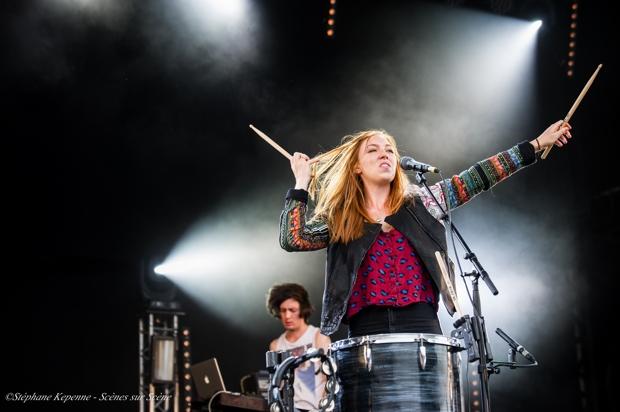 Ronquières Festival 2016 J2