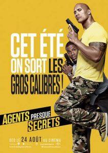 agents presque secrets poster