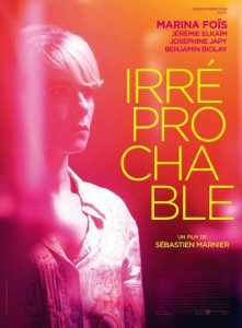 irreprochable poster