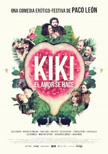 kiki love to love affiche