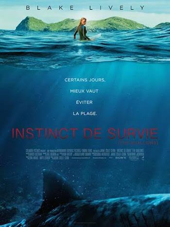 the shallows affiche concours