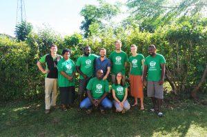 D - Equipe ADRA au Vanuatu