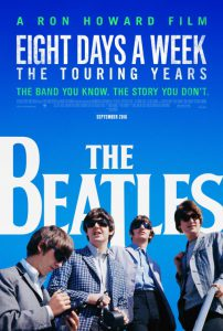 beatles eight for a week poster
