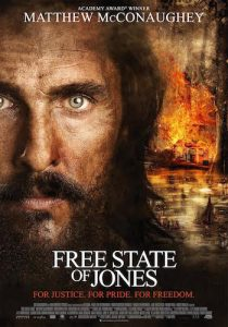 free state of jones poster