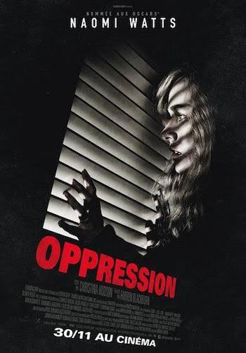 oppression-poster
