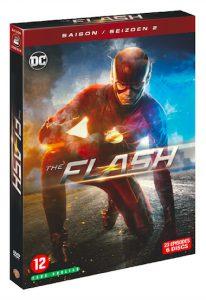 the-flash-saison-2-dvd