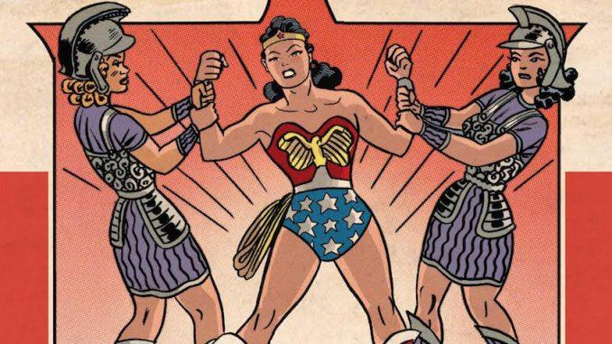 Depuis sa première apparition il y a 76 ans de cela, Wonder Woman s\u0027est  imposée comme une icône féminine incontournable, un modèle de force, de  courage,