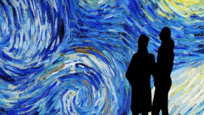 Expo Van Gogh à la Bourse de Bruxelles (2018)