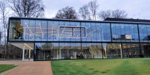 Nouveau pavillon d'accueil de l'AfricaMuseum