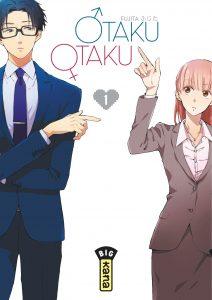 Image de couvertre de la BD Otaku