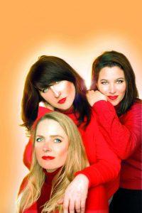 """affiche du spectacle """"sisters"""" au tto"""