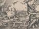 Pieter van der Heyden d'après Pieter I Bruegel, La Patience, gravure au burin, 1557, KBR – Cabinet des estampes, S.II 117509
