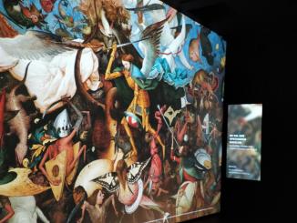 Beyond Bruegel, exposition immersive à Bruxelles (2019)