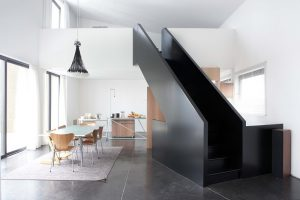Photographie d'un loft en 2009, Lohas&Lohas