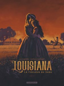 "Couverture de la BD ""Louisiana, la couleur du sang"" (Dargaud, 2019)"