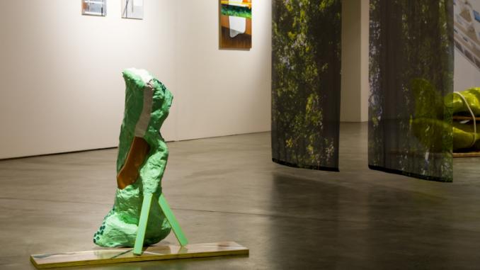 photographie de l'exposition Decoratieve Platen de Jolien de Roo (2019)