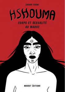 Couverture de la BD « Hshouma » (Massot, 2019)