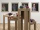 """Photographie de l'exposition """"Obsessions"""" au MIMA, Bruxelles, 2019."""